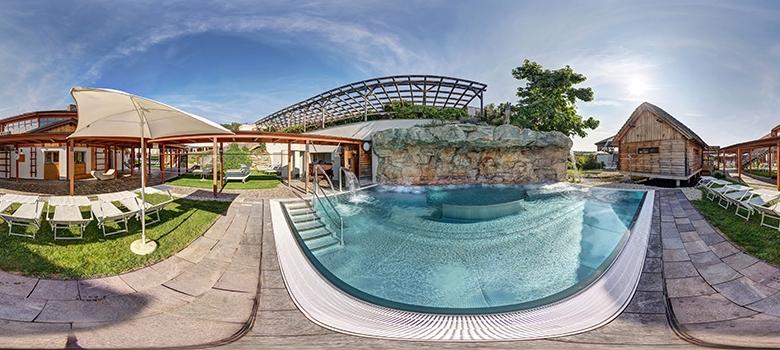 Sauna Garten Eden - Avita Resort