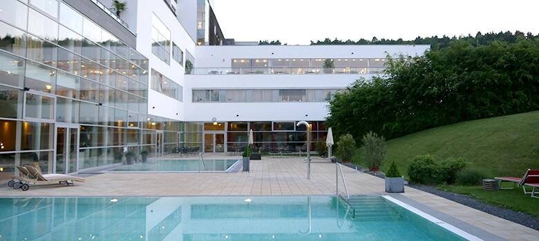 Spa Resort Styria Außenansicht