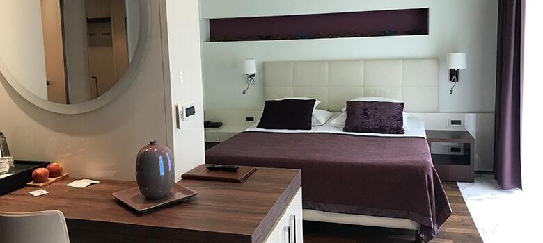 Hotel Svoboda Zimmer