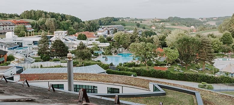 Thermenhotel Stoiser Umgebung