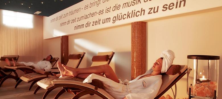 Wellness im Hotel Pulverer