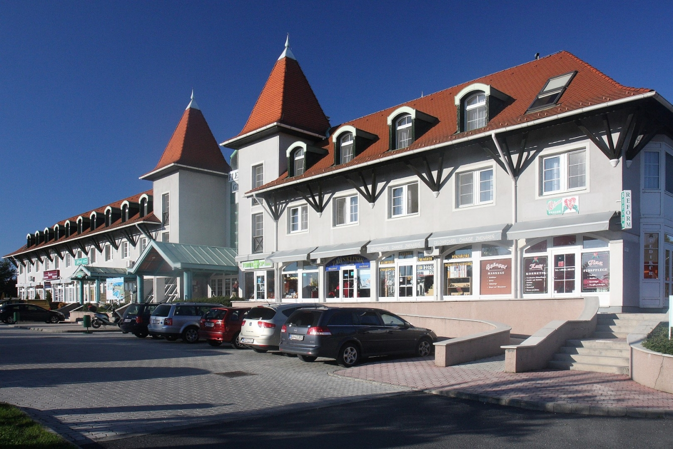 Thermal Hotel Mosonmagyaróvár   Alle Infos   Thermencheck.com